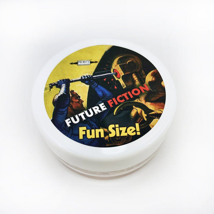 Future Fiction CK6 Formula! | Shaving Soap Samples - Phoenix Artisan Accoutrements