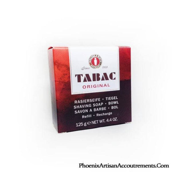 Tabac Original Shaving Soap Refill - Phoenix Artisan Accoutrements