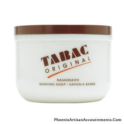 Tabac Original Shaving Soap with Ceramic Bowl - 4.4 oz - Phoenix Artisan Accoutrements