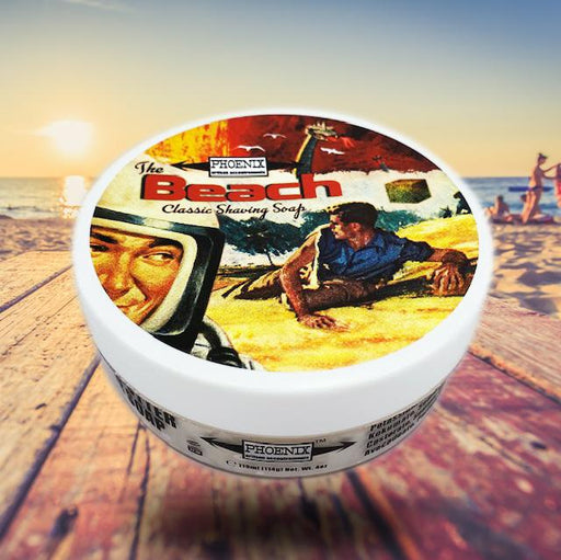 The Beach! Artisan Shaving Soap | Epic Nostalgic Beach! | The Original - Phoenix Artisan Accoutrements