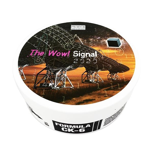 The WOW Signal 2020 Artisan Shave Soap | Ultra Premium CK-6 Formula | 5 Oz - Phoenix Artisan Accoutrements
