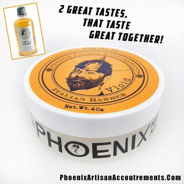 Shaving Soap - Vloid: The Shave Soap - Phoenix Artisan Accoutrements