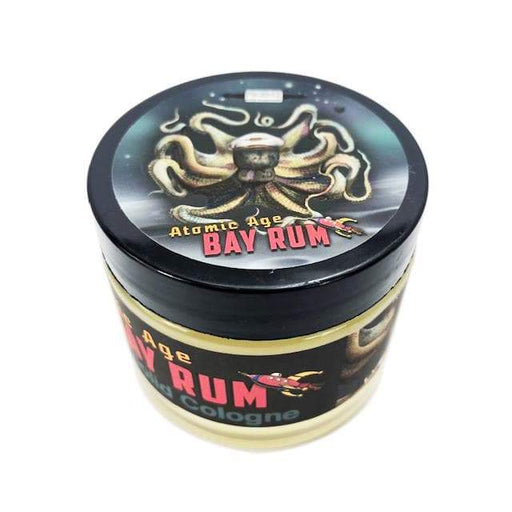 Atomic Age Bay Rum Epic Solid Cologne | Contains Prickly Pear Oil! - Phoenix Artisan Accoutrements