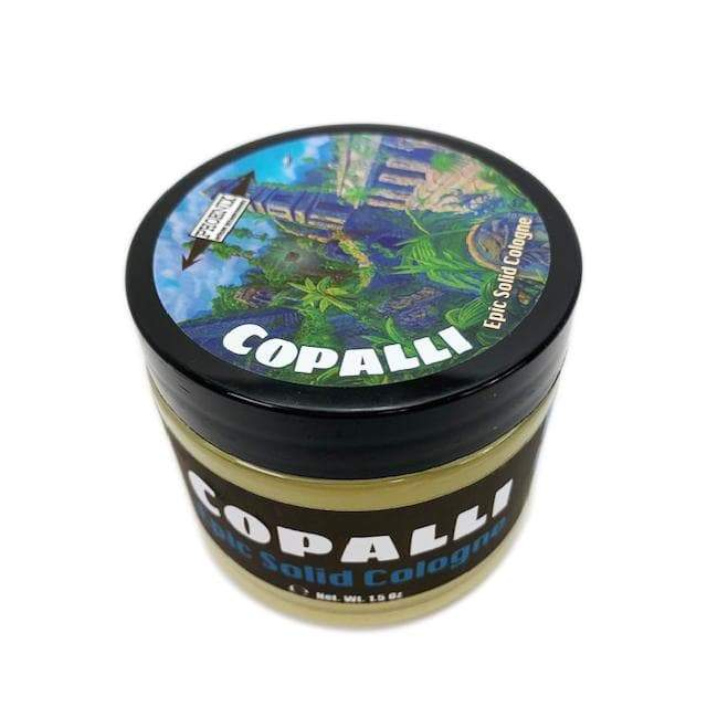 Copalli Solid Cologne | Contains Prickly Pear Oil | Resinous, Ambrosial & Balsamic - Phoenix Artisan Accoutrements