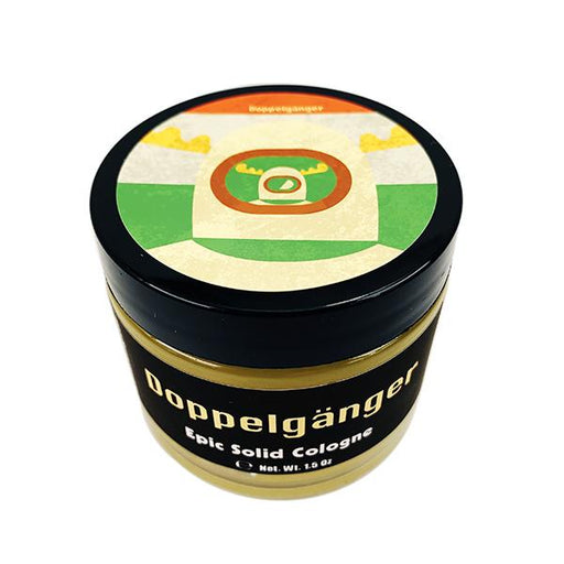 Doppelgänger Tricolor Label Solid Cologne | Clean, Green, Spicy & Masculine! - Phoenix Artisan Accoutrements