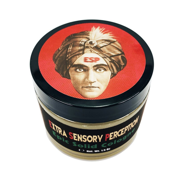 ESP Solid Cologne | A Dark, Rich, Musky, Warming Attar | Long Awaited - Phoenix Artisan Accoutrements