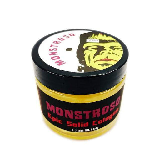 Monstroso Solid Cologne | Epic Fall Seasonal Scent - Phoenix Artisan Accoutrements