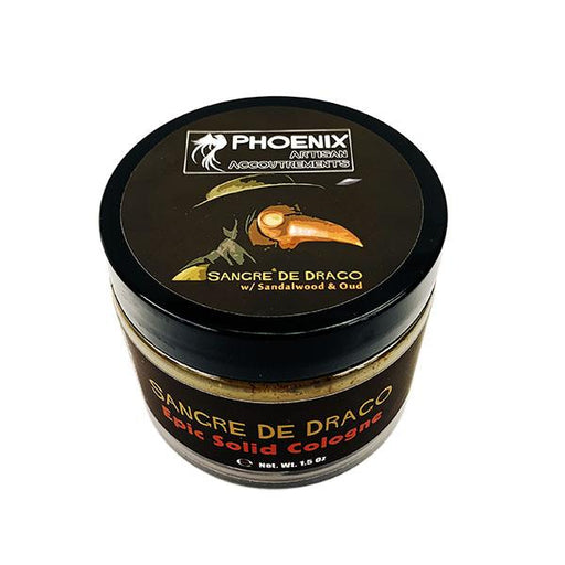 Sangre De Drago Epic Solid Cologne | Contains Prickly Pear Oil! - Phoenix Artisan Accoutrements