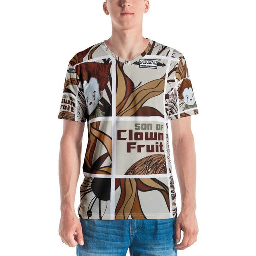 Son Of Clown Fruit Men's T-shirt | All Over Print - Phoenix Artisan Accoutrements