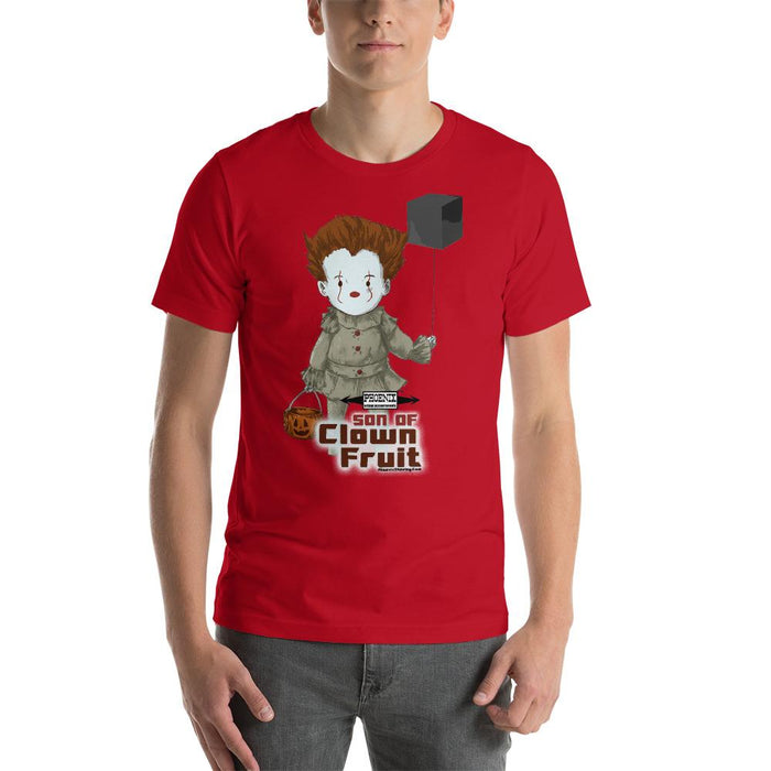 Son Of Clown Fruit Short-Sleeve Unisex T-Shirt - Phoenix Artisan Accoutrements