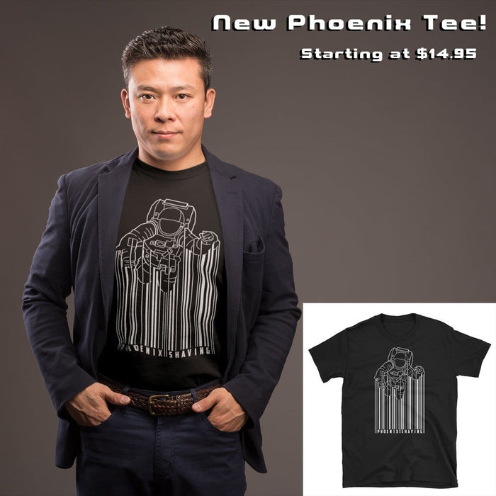 Space Monkey Bars Short-Sleeve Unisex T-Shirt - Phoenix Shaving Collection - Phoenix Artisan Accoutrements