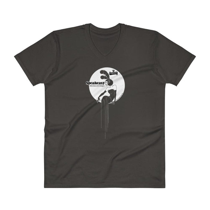 Speakeasy V-Neck T-Shirt - Phoenix Artisan Accoutrements