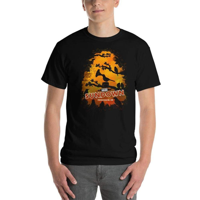 Sun Down Short-Sleeve T-Shirt - Phoenix Artisan Accoutrements