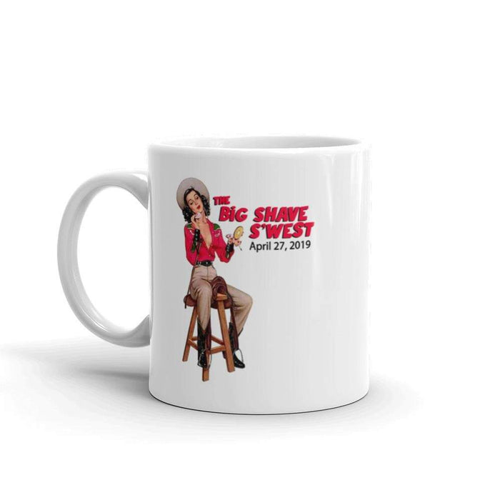 The Big Shave S'west 2019 Coffee Mug | Available in 2 Sizes! - Phoenix Artisan Accoutrements