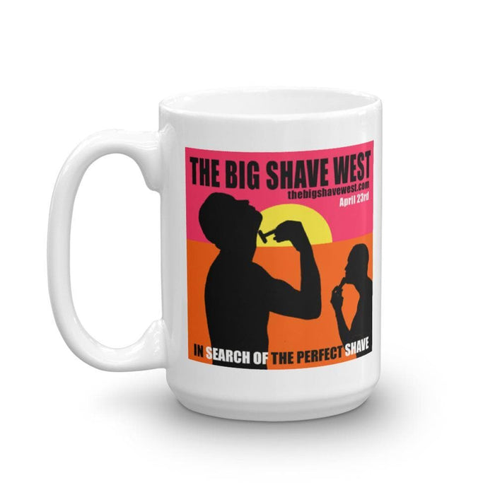 The Big Shave West 2 Coffee Mug - Phoenix Artisan Accoutrements