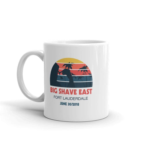 The Official Big Shave East Mug - Thanks For Your Support! - Phoenix Artisan Accoutrements