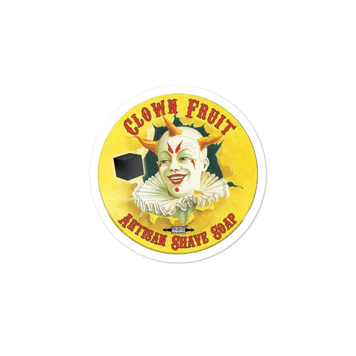 The Return Of Clown Fruit Bubble-Free Vinyl Stickers | Available in 3 Sizes! - Phoenix Artisan Accoutrements