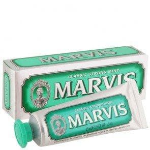 Toothpaste - Marvis Classic Strong Mint Toothpaste - 1.3oz