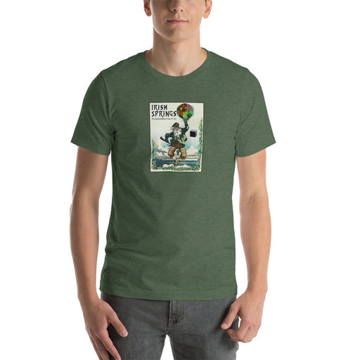 Irish Springs Short-Sleeve Unisex T-Shirt | 2021 Edition - Phoenix Artisan Accoutrements