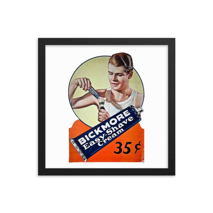 Vintage Bickmore Advert Framed Print - Phoenix Artisan Accoutrements