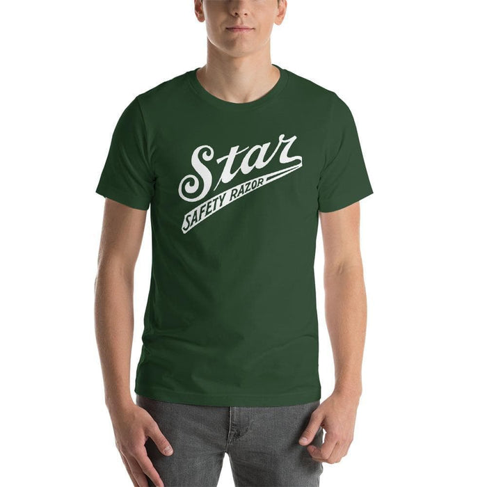 Vintage Star Short-Sleeve Unisex T-Shirt - Phoenix Artisan Accoutrements