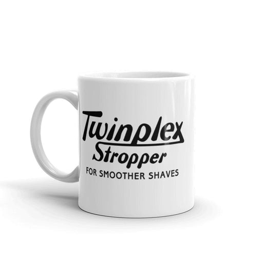 Vintage Twinplex Stropper Coffee Mug | Available in 2 Sizes! - Phoenix Artisan Accoutrements