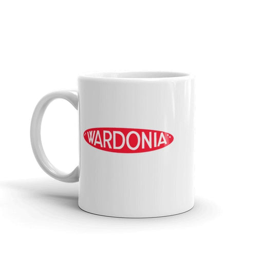 Vintage Wardonia Coffee Mug | Available in 2 Sizes! - Phoenix Artisan Accoutrements