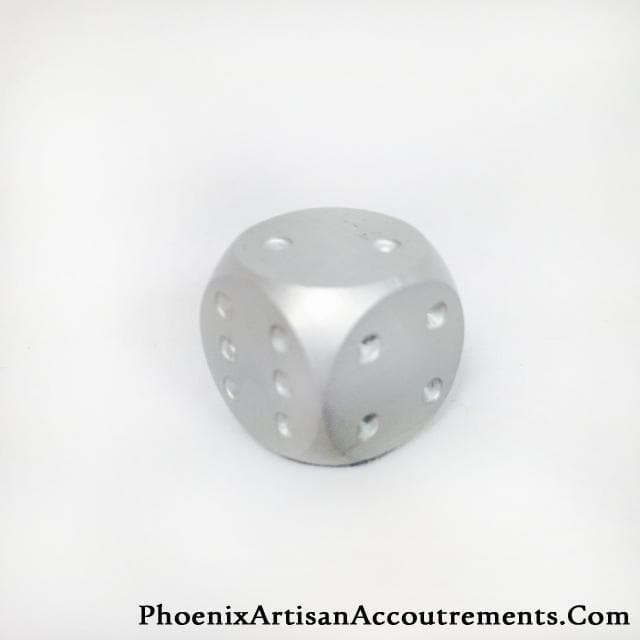 Aluminum Wet Shaving Die - 5 Colors to Choose From - Phoenix Artisan Accoutrements