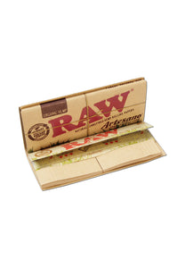 Artesano Organic Hemp Papers Kingsize Slim + tipit