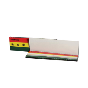 Rasta Kingsize Papers Ultra Thin