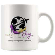 Load image into Gallery viewer, Travel Is Sexy Mug