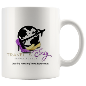 Travel Is Sexy Mug
