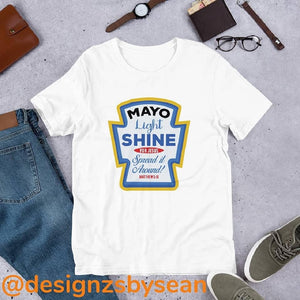 MAYO LIGHT SHINE T-SHIRTS