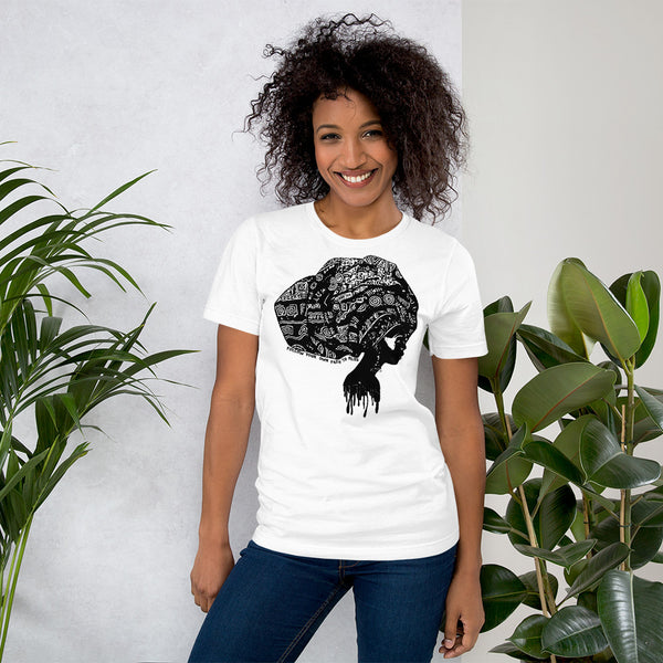 FeLAÁ Black N Blissful T-Shirt