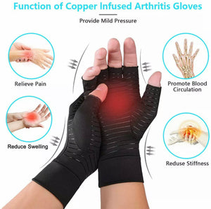 Copper Infused Gloves