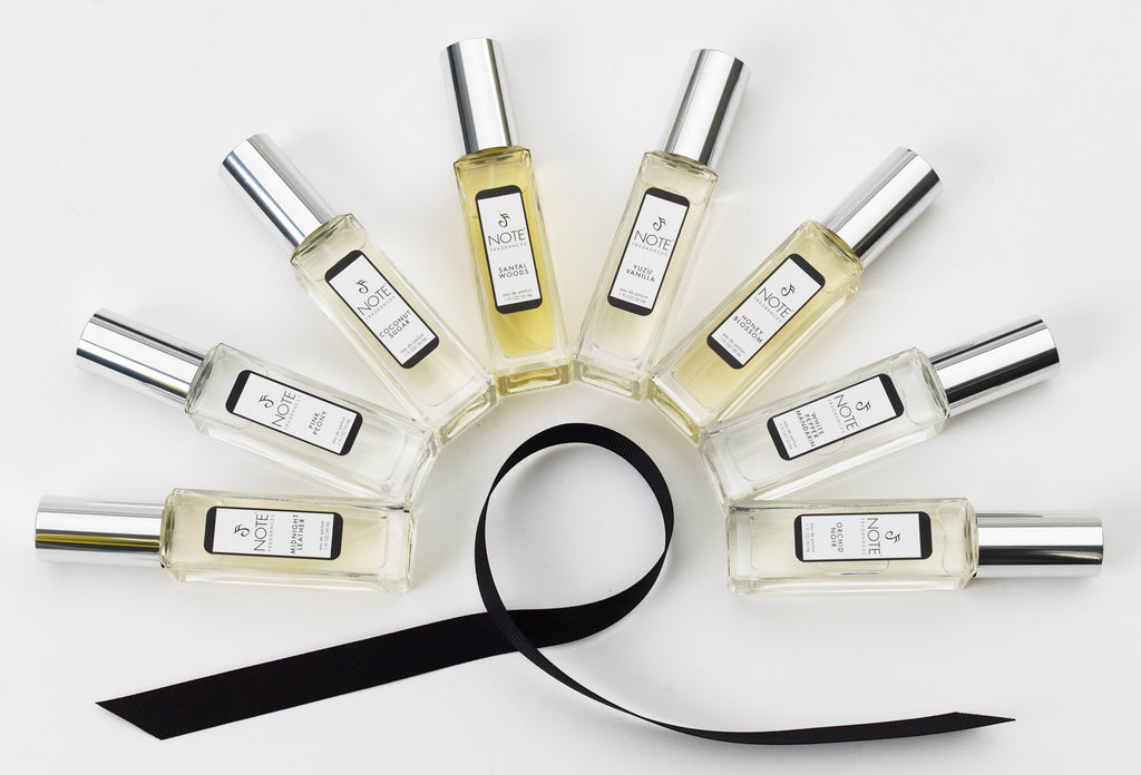 How To Find the Right Fragrance: NOTE's Guide to Buying Perfect Scents