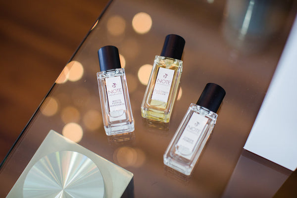 Spray Perfume by NOTE Fragrances