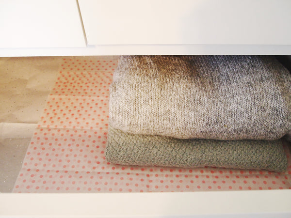 Scented Drawer Liner Tutorial