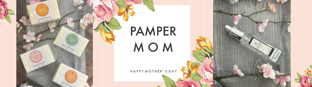 Pamper Mom | Mother's Day Gift Guide