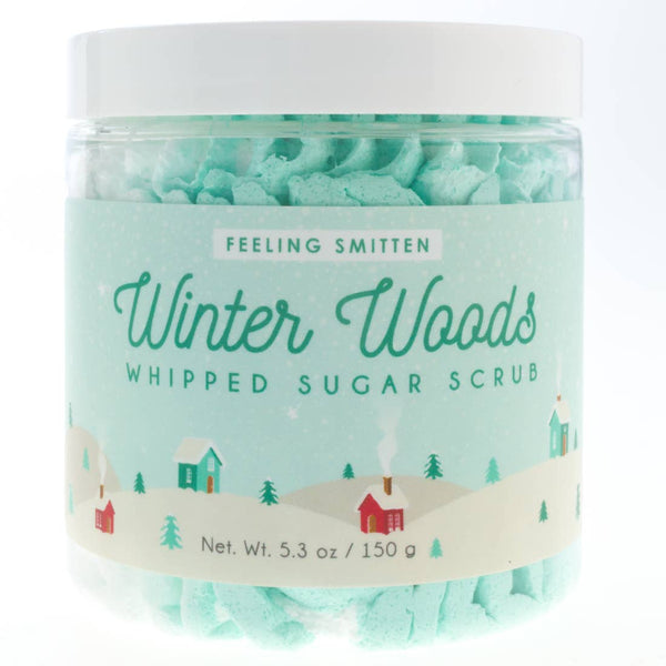 Winter Woods Whipped Sugar Scrub