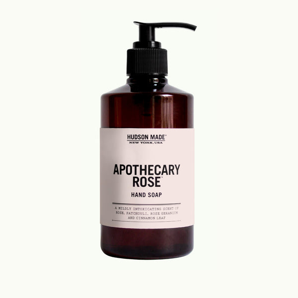 Apothecary Rose Hand Soap | Hudson Made