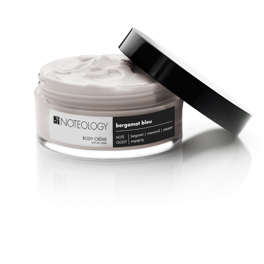 Bergamot Bleu Body Creme | Noteology