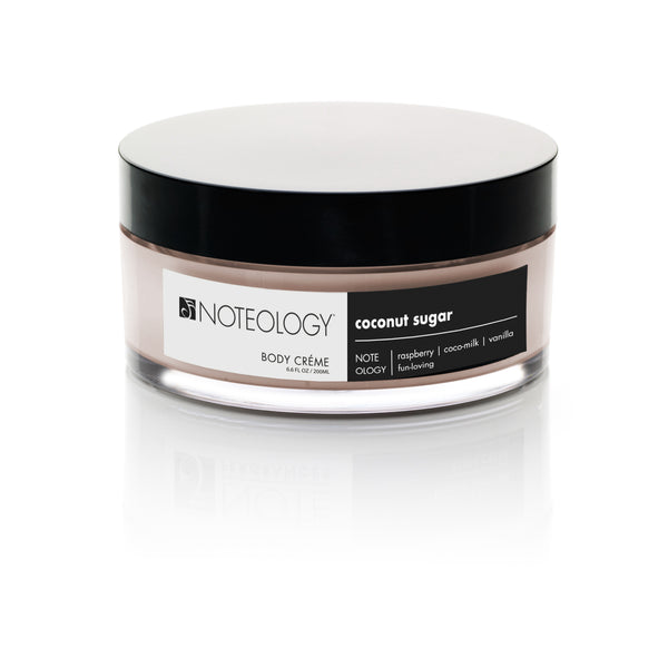 Coconut Sugar Body Creme | Noteology