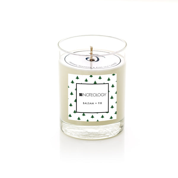 Balsam + Fir Candle | Noteology