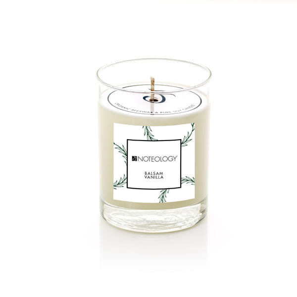 Balsam Vanilla Candle | Noteology