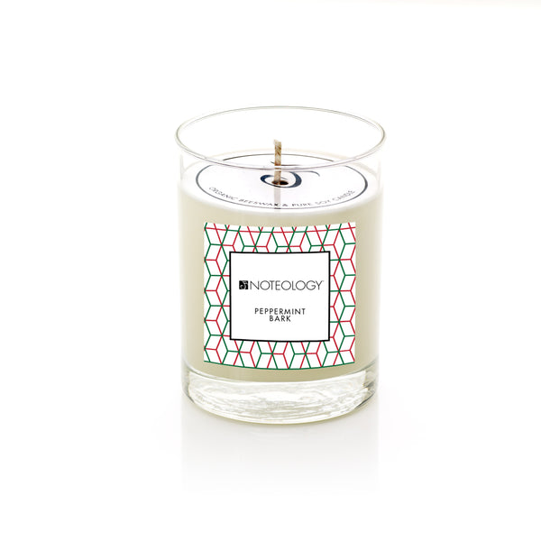 Peppermint Bark Candle | Noteology