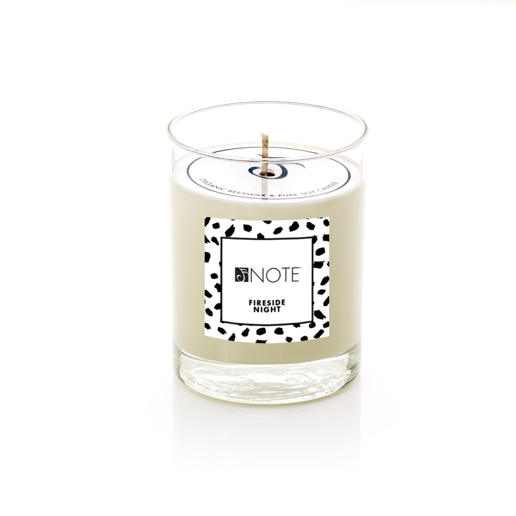 Fireside Night | Soy Candle | NOTE Fragrances