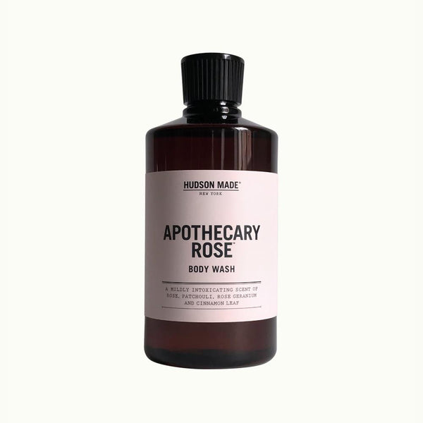 Apothecary Rose Body Wash | Hudson Made