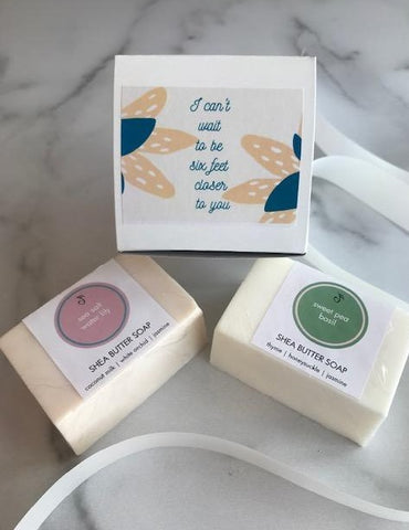 Personalized Soap Duo Gift Set