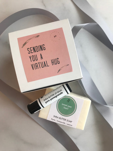 Sending you a Virtual Hug Gift Set